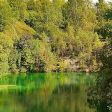Blaue See: Dank Frischwasser bald das ganze Jahr voll?